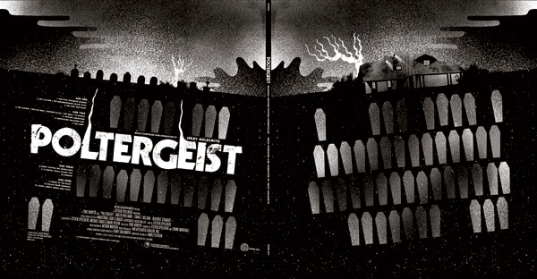Mondo Releasing Poltergeist Score Soundtrack on Limited Edition Vinyl