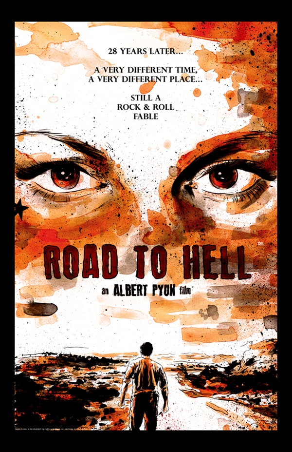 New Posters Pave the Way for the Road to Hell Midwest Premiere