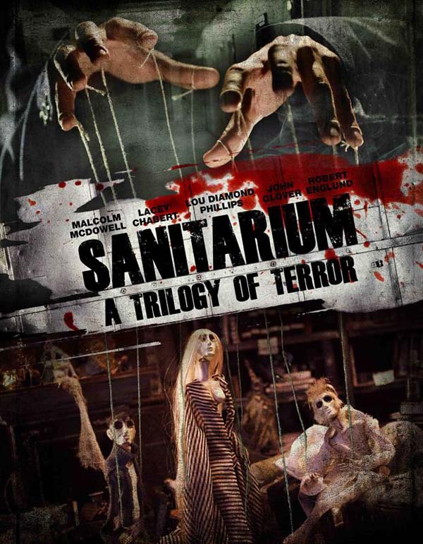 Indie Horror Month Exclusive: Dread Central Chats with Sanitarium Directing Trio- Kerry Valderrama, Bryan Ortiz and Bryan Ramirez
