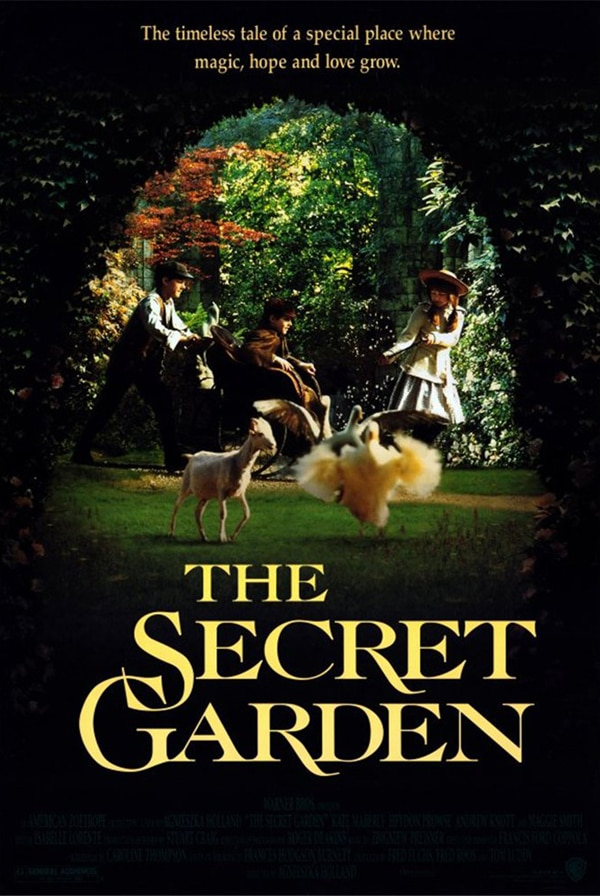 Guillermo del Toro Enters The Secret Garden