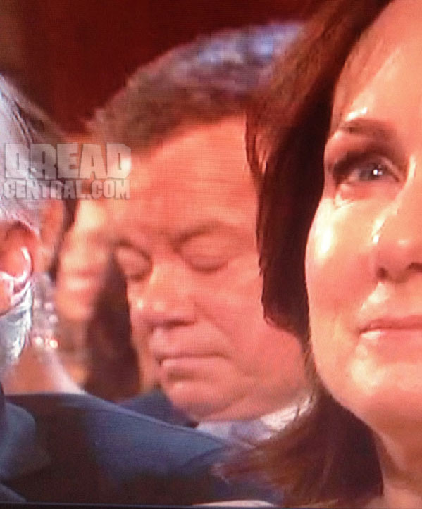 Horror Snubbed at the Oscars; William Shatner Asleep in the Audience; Jennifer Lawrence Falls; Meryl Streep Picks Wedgie!