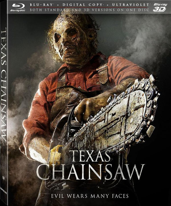 Texas Chainsaw 3D Tears into Blu-ray and DVD