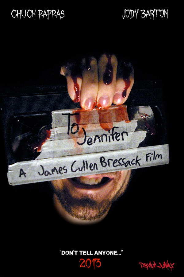 First Details and Poster for iPhone-Shot Indie Film To Jennifer