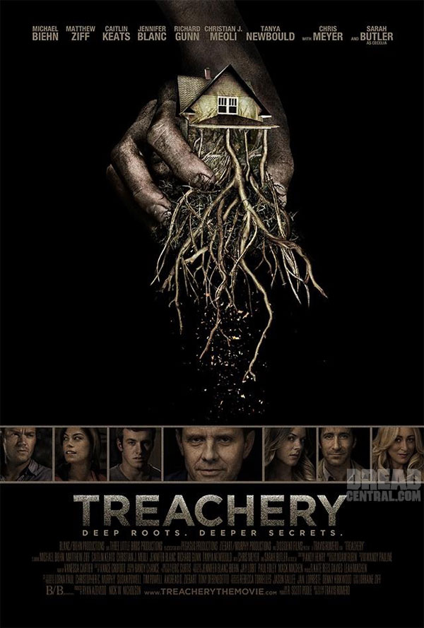 Exclusive Second Trailer, Stills, and Poster for Treachery