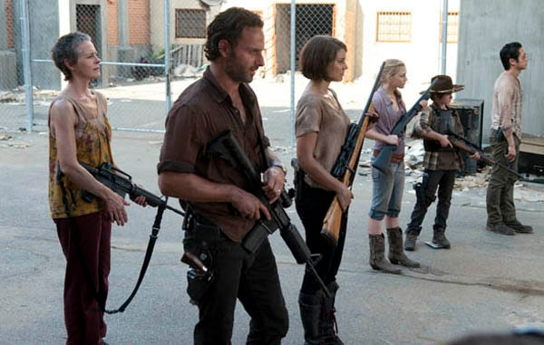 Be Betrayed by This New Promo and Clip for The Walking Dead Episode 3.11 - I Ain't a Judas