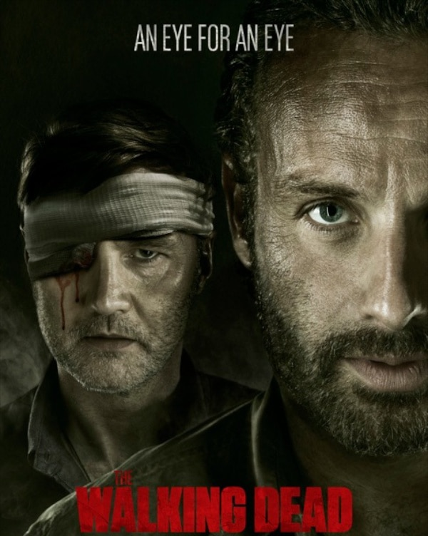 The Walking Dead: Recap of Episode 3.14 - Prey - Poster