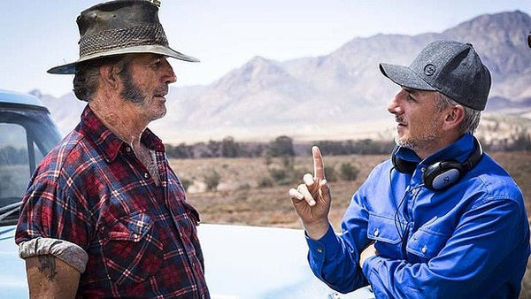 First Behind-the-Scenes Still from Wolf Creek 2