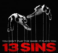 Who's Pulling the Strings in this New Poster for 13 Sins?