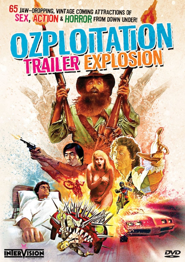 Severin Films To Release a Trio of Ozploitation Classics to Blu-ray