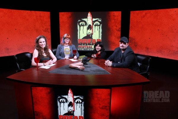 Dread Central Live with Vincent Guastini