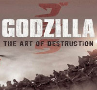 Go Behind the Scenes of Godzilla This May with Godzilla: The Art of Destruction