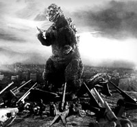 Godzilla 1954 Stomping Back to Theatres