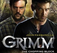 New Grimm Companion Novel The Chopping Block Set for Release February 18th