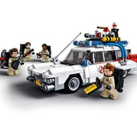 First Look at The Official LEGO Ghostbusters Set
