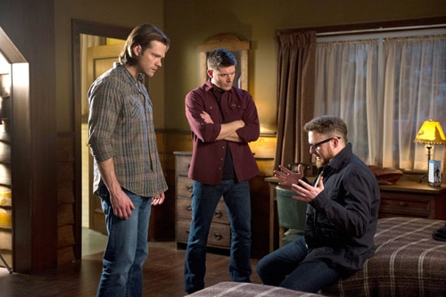 Supernatural Episode 9.15 - #THINMAN