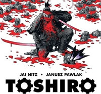 Dark Horse Announces Steampunk Horror Graphic Novel Toshiro from Jai Nitz