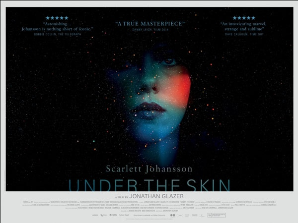 Under the Skin - UK Quad