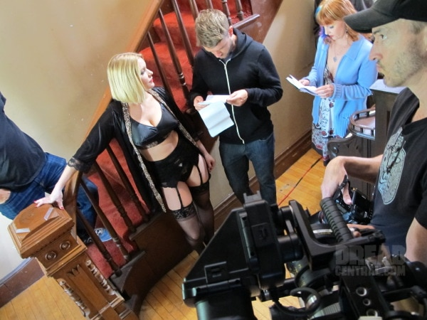 Fetish Factory Behind The Scenes Image Gallery