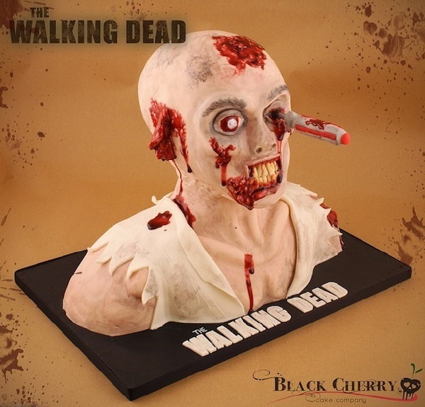 Horror Movie Cakes