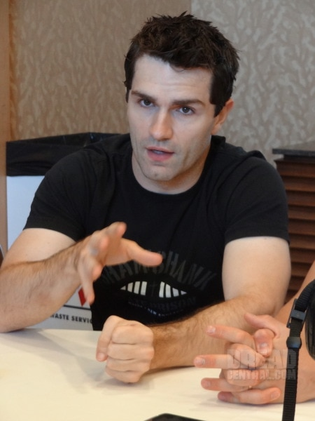 Being Human: Sam Witwer and Anna Fricke Talk Season 3 Changes, Old and New Guest Stars, Favorite Moments, and More!