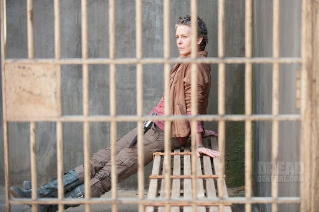 The Walking Dead: Recap of Episode 4.03 - Isolation - Carol