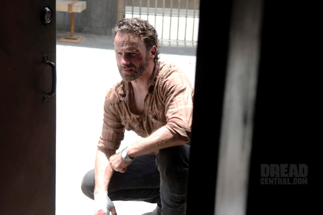 The Walking Dead: Recap of Episode 4.03 - Isolation - Rick