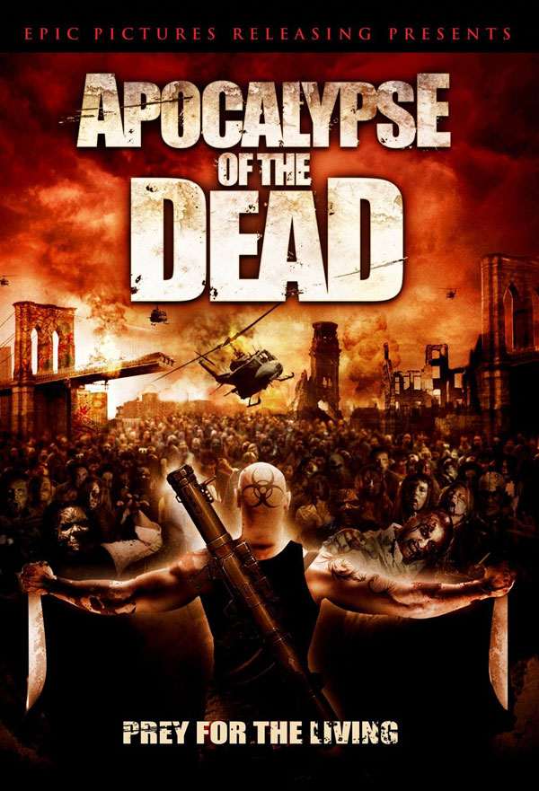 New Image Gallery and US/Canadian DVD Release Info for Apocalypse of the Dead