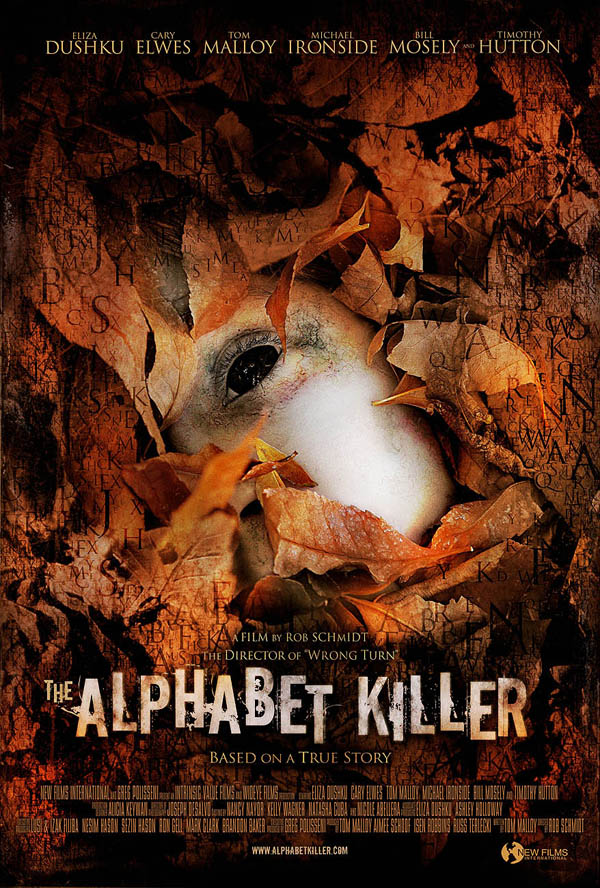 The Alphabet Killer (2008), drama, thriller (on zshare.net)