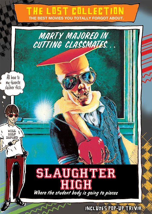 Slaughter High on DVD