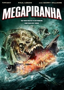 Press Release Hypes the Great Piranha 3D vs. Mega Piranha Showdown