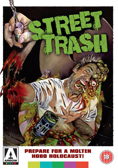 Street Trash UK DVD Giveaway
