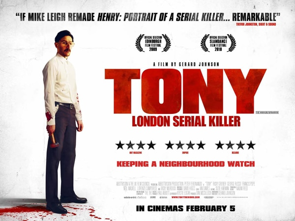 London Serial Killer Tony Gets a New Poster