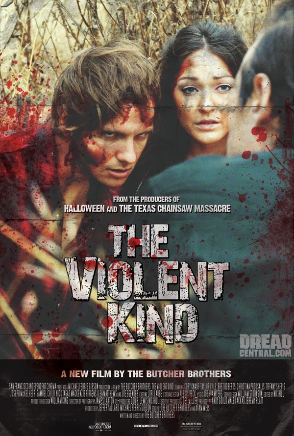 The Violent Kind of One-Sheet