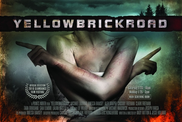 Slamdance 2010: YellowBrickRoad Stills and One-Sheet