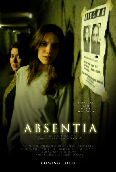 Trailer and One-Sheet Debut for Kickstarter Funded Feature - Absentia
