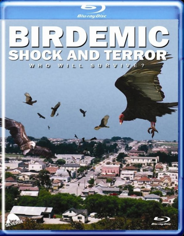 Birdemic: Shock and Terror on DVD