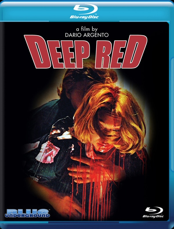Deep Red Getting Delivered on Blu in April