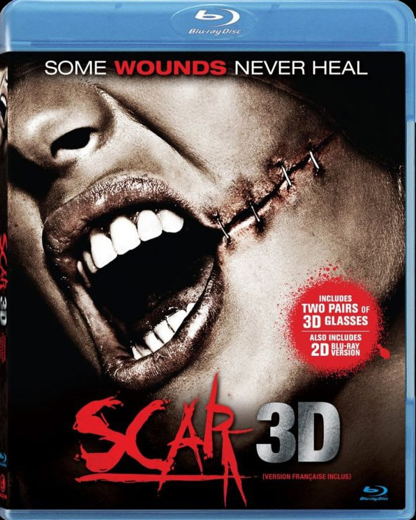 Scar 3D Finally Coming Home to Blu-ray and DVD
