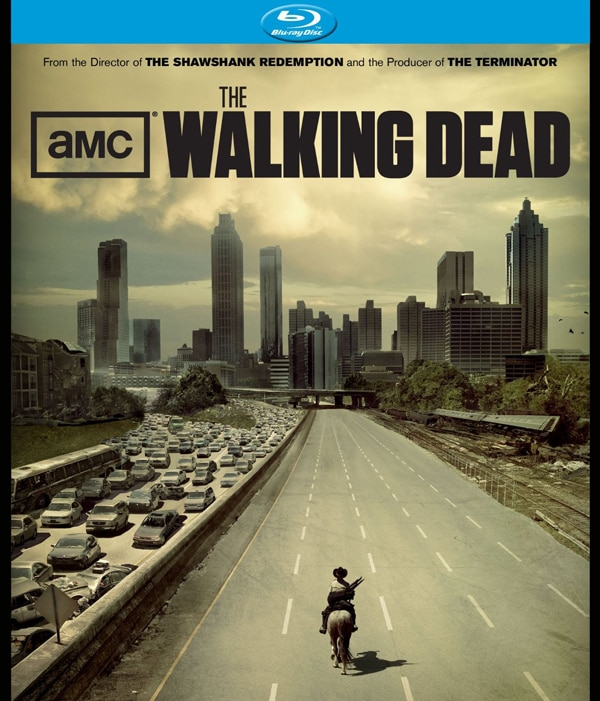 Official Blu-ray / DVD Specs Revealed: The Walking Dead