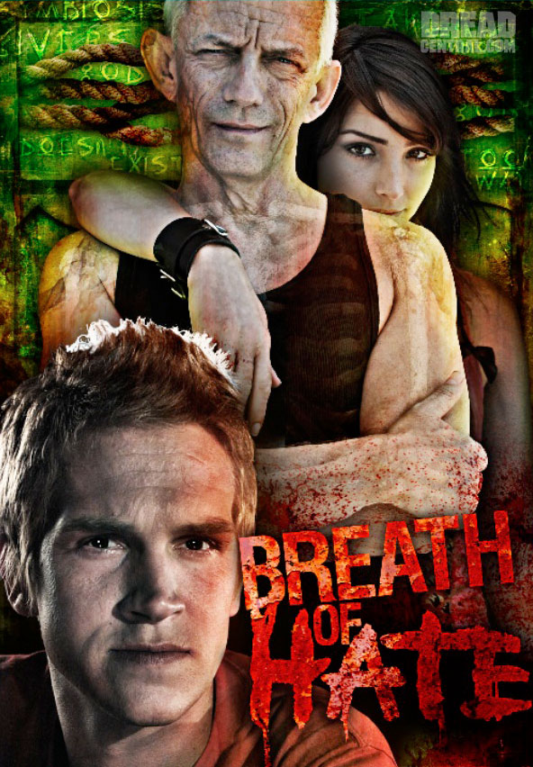 Exclusive One-Sheet Debut: Sean Cain's Breath of Hate