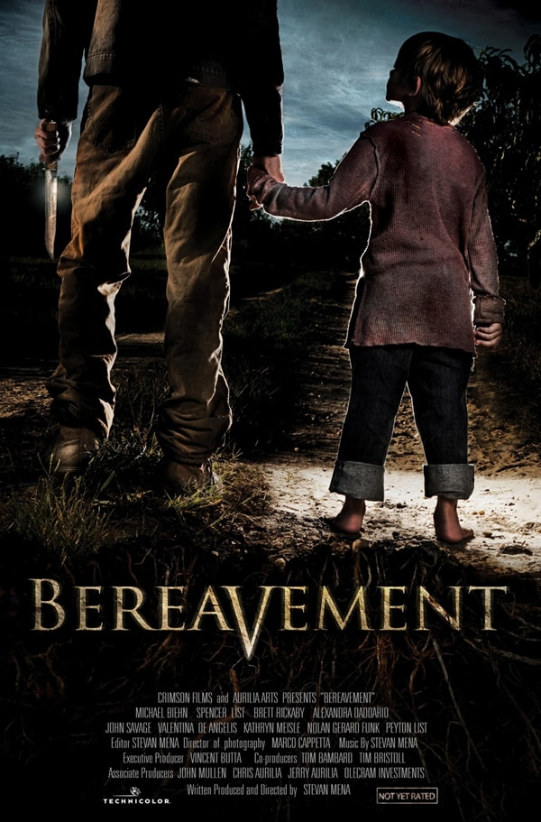 Bereavement Gets a Rating and it's Good!