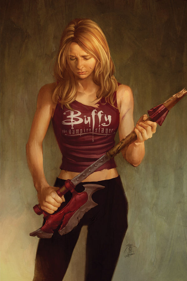 Buffy Season 8 Concludes...and the Slayer Turns 30!