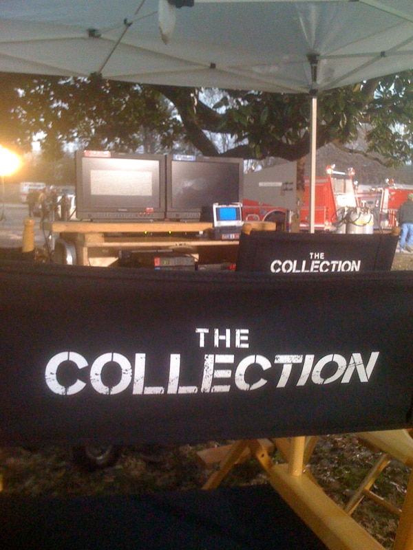 Exclusive: The Collection Goes Before Cameras; Co-writer Patrick Melton Speaks