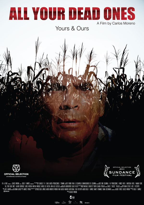Sundance 2011: Exclusive Trailer Debut: All Your Dead Ones (Todos Tus Muertos)