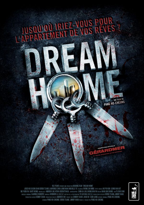 New Trailer and Clip - IFC Midnight's Dream Home