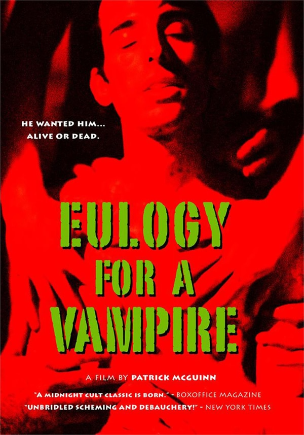 Eulogy for a Vampire Heading Home on DVD This March