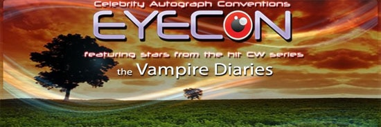 First North American The Vampire Diaries Convention to Be Held this March in Atlanta, GA