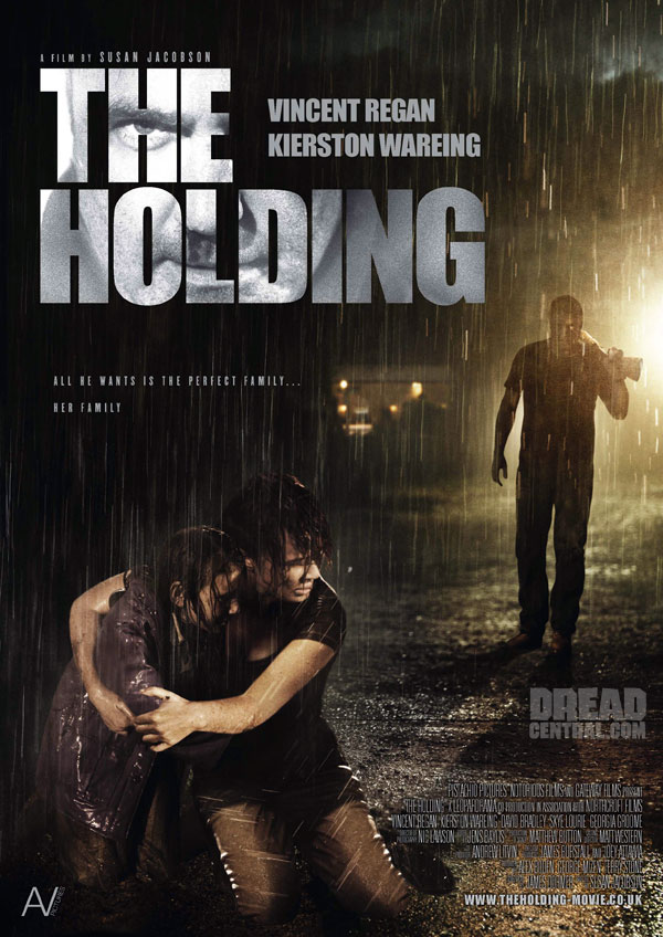 First Artwork and Promotional Images - The Holding