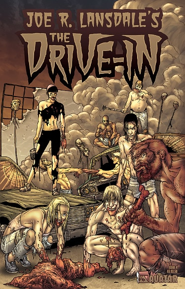 Joe R. Lansdale Talks His Upcoming Books, The Drive-In, and Shen Chuan
