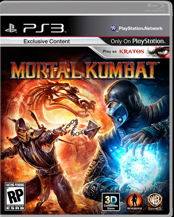 Mortal Kombat - Kenshi Blindly Slashing His Way Through the Competition!